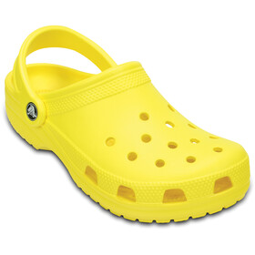 Crocs Classic Clogs Kinder lemon